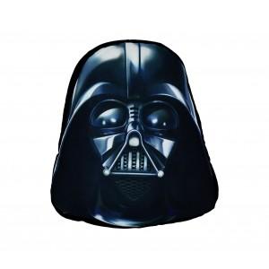 16528 Cuscino da collezione STAR WARS 3D Darth Fener  nero 44x34cm