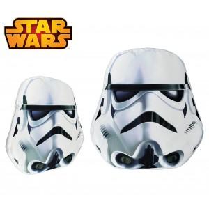 16529 Cuscino 3D STAR WARS da collezione Storm Trooper 38x45x5cm