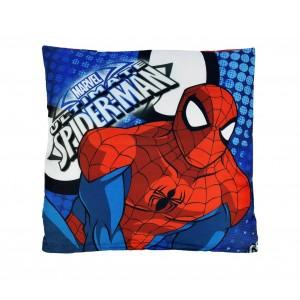MV92361 Cuscio decorativo di SPIDERMAN 40x40 cm doppio colore