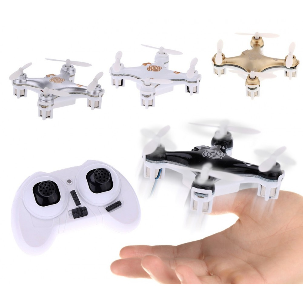 CX10A Mini drone quadricottero modalità di guida HEADLESS MODE Cheerson luci led