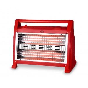 Image of SA9524 Stufa al quarzo DCG con umidificatore e ventilazione integrata 800-1600W 6941540026515