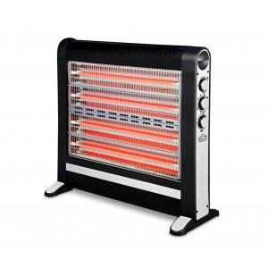 SA9724Stufa elettrica al quarzo con umidificatore 4 livelli di temperatura