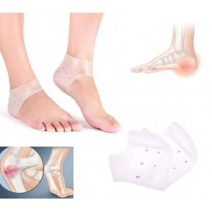 520886 Protezione in gel salva tallone taglia unica per prevenire infiammazioni