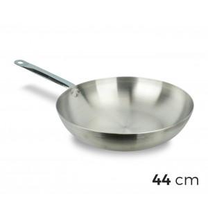 004684 Padella in alluminio ø 44 cm per uso domestico e professionale