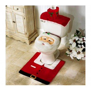 Completo bagno natalizio