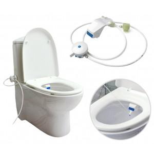 Image of HS-B8110 Bidet esterno per WC con doccetta e regolazione temperatura dell'acqua 6946510202104
