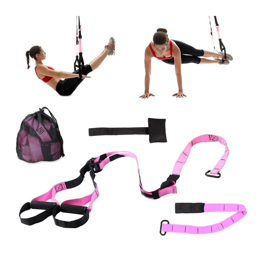 920857 Kit per allenamento in sospensione da donna attrezzi multifunzione