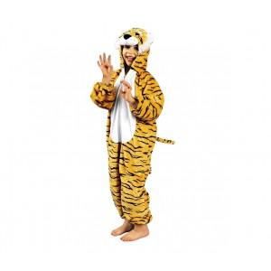 227646 Costume Tigre Bambino Bambina