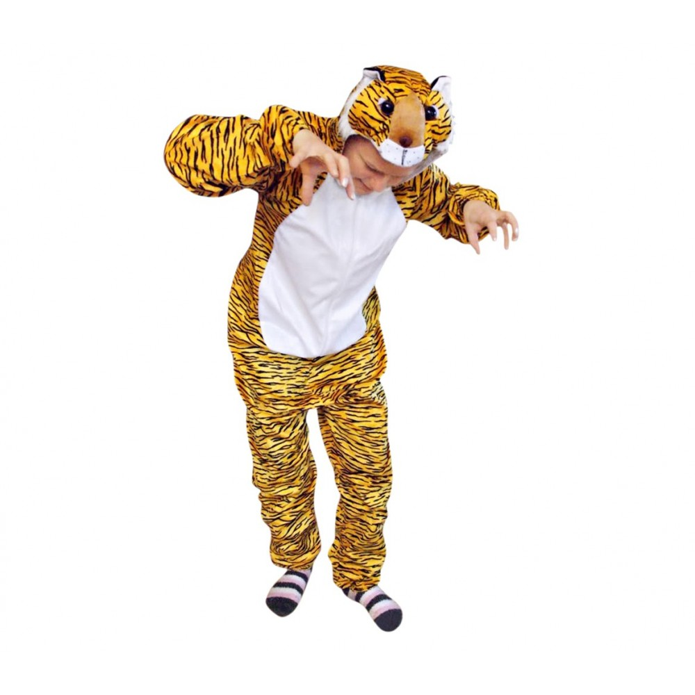 new products 16df3 0b6cd 227646 Costume di Carnevale Tigre Bimbo - Bimba da 1 a 4 anni