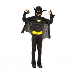 538117 Costume di carnevale Pipistrello da Bambino da 3 a 12 anni