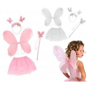 228117 Costume Fatina Bambinada 3 a 6 anni