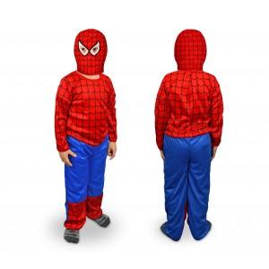 538100 Costume di carnevale Supereroe Ragno da Bambino da 3 a 12 anni
