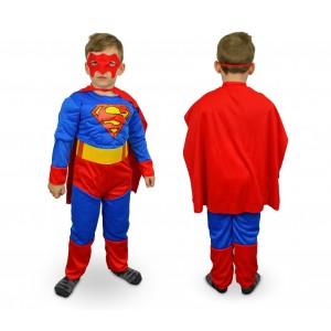 537660 Costume di carnevale Supereroe da Bambino da 3 a 12 anni
