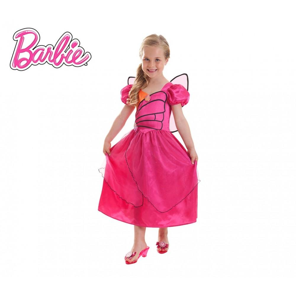 537585 Costume Biancaneve Bambina da 3 a 12 anni