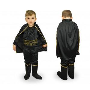538124 Costume di carnevale Zorro da Bambino da 3 a 12 anni