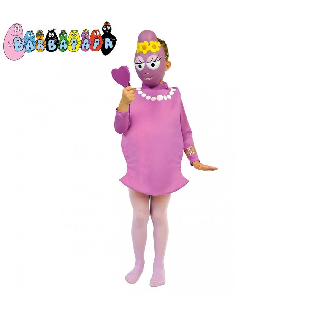 197734 Costume Barbarella Bambina da 1 a 7 anni