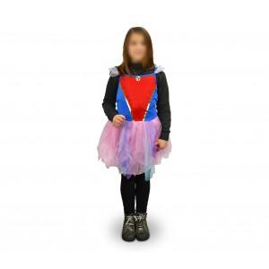 538148  Costume di carnevale da ballerina da Bambina da 3 a 12 anni