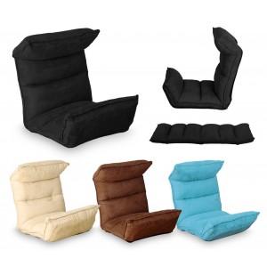 Poltrona regolabile Sofà  reclinabile divano velluto