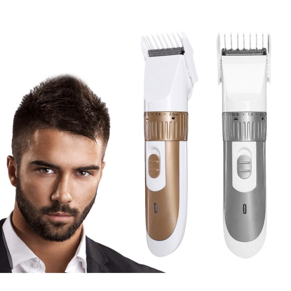 Rasoio elettrico per capelli e barba SN5900 regolabile da 0.8-2 mm con pettine