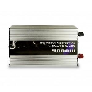 N-4000W Inverter multiuso per auto camper barca 4000 W DC 12/24 V AC 110/220 V