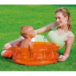 Image of 51112 Piscina gonfiabile per bambini Bestway 3 colori fondo gonfiabile 64x25 cm 6903846996602