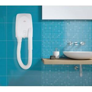 HT1030 Phon asciugacapelli da parete DCG 230V 50Hz ideale per alberghi