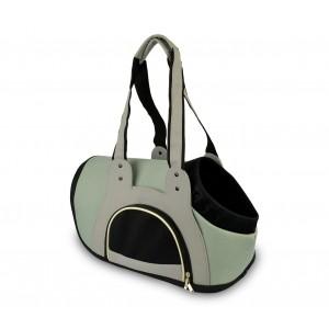 Image of 791150 Trasportino borsa per animali di piccola taglia con chiusura a zip 6923001745227