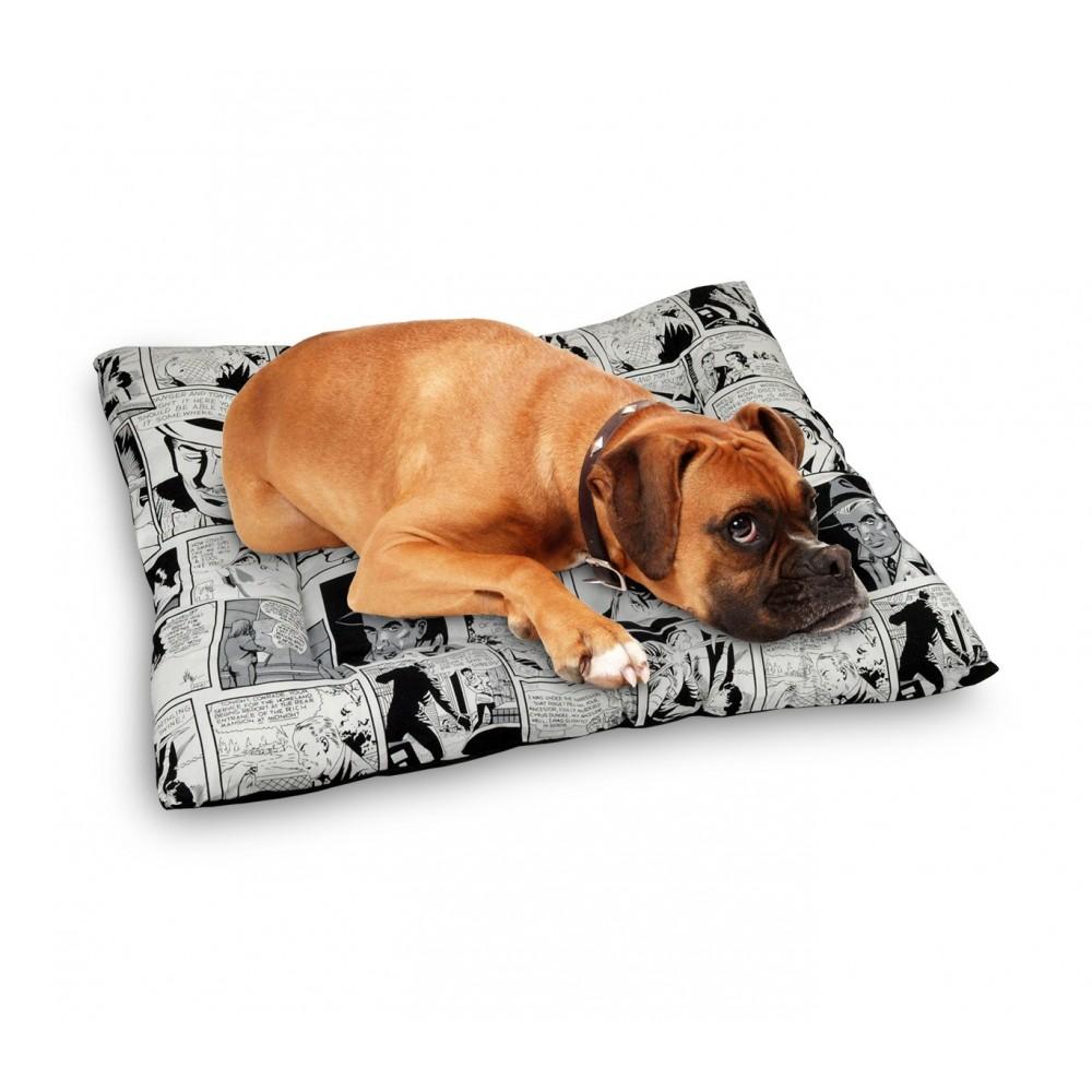 8002 Materassino quadrato per cani in diverse misure modello COMICS