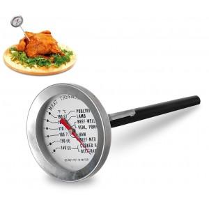 Image of 703308 Termometro per arrosti per il controllo della cottura della carne 6941253686372