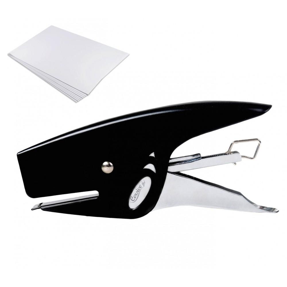 725250 Spillatrice o cucitrice a pinza adatta per punti universali 6 mm