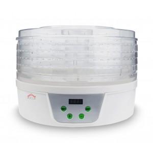 FD1078 Essiccatore di frutta e verdure professionale con vassoi rotanti 360°