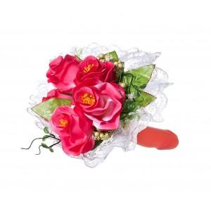 748943 Sexy bouquet per addio al nubilato con manico a forma di fallo