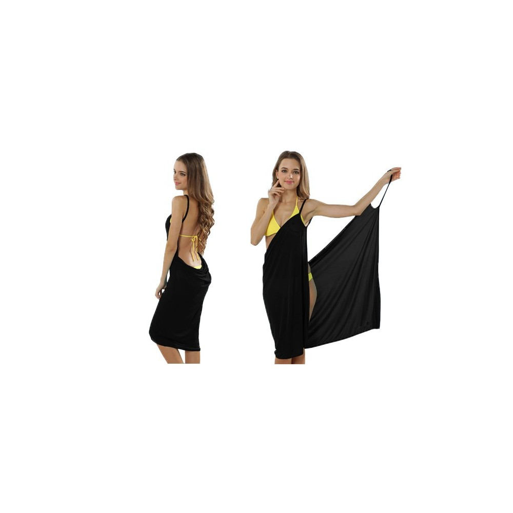 Pareo Copricostume Bikini Wrap trasformabile copri costume