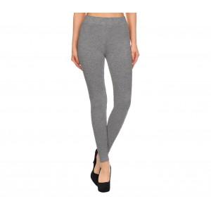 Image of BM03 Leggings da donna in cotone elasticizzato colori alla moda grigio nero blu 7106894871795
