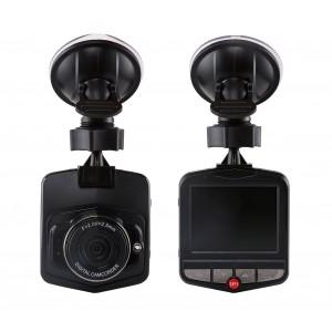 """Telecamera DVR per auto con schermo 2.4"""" con memoria espandibile fino a 32 gb"""