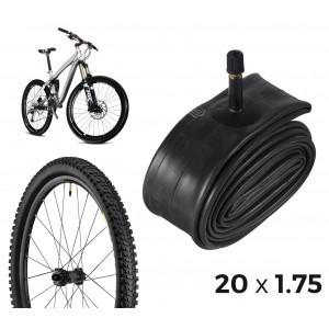 304574 Camera d'aria per la bicicletta riparazione forature 20 x 1.75