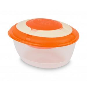 Image of Contenitore porta pranzo 355305 con gel refrigerante caldo-freddo 7106898858945