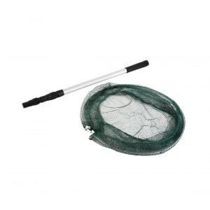 Guadino telescopico da pesca piccolo 8094407 manico regolabile in alluminio
