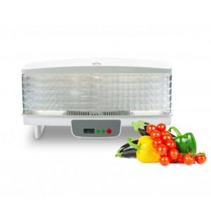 Essiccatore di frutta e verdure DCG FD1077 professionale 230V 50Hz
