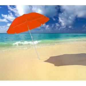 Ombrellone da spiaggia e giardino 382871 ONSHORE in colori diametro 165 cm