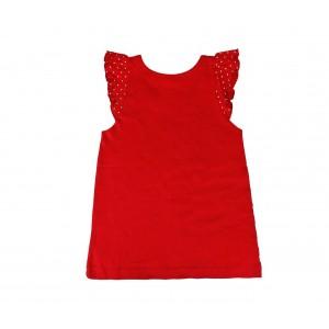 T-shirt di MINNIE per bambina 2200001940 in cotone taglie da 2 a 6 anni