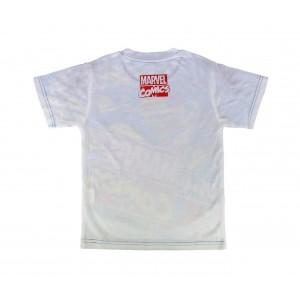 T-shirt da bambino MARVEL COMICS 2200001985 trama traforata 6-8-10-12 anni