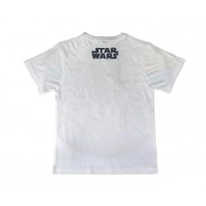 T-shirt da bambino Darth Fener STAR WARS 220001958 traforata dagli 8 ai 14 anni