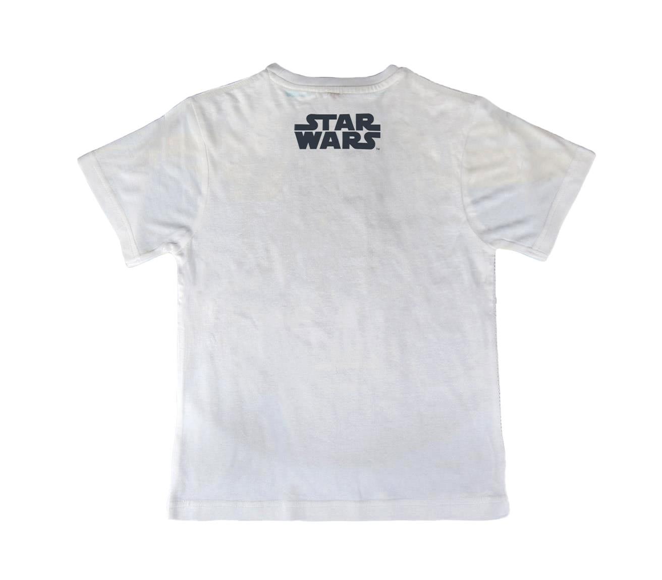 T-shirt-da-bambino-Darth-Fener-STAR-WARS-2200001958-traforata-dagli-8-ai-14-anni miniatura 6