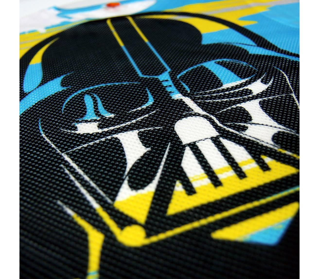 T-shirt-da-bambino-Darth-Fener-STAR-WARS-2200001958-traforata-dagli-8-ai-14-anni miniatura 7