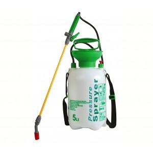 Spruzzino nebulizzatore 5 litri a pressione 473928 con fascia per spalla