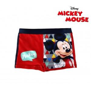 Costume a pantaloncino da bambino MICKEY MOUSE 2200001924 taglie dai 2 ai 6 anni