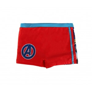 Costume a pantaloncino THE AVENGERS 2200001922 taglie 4 - 6 - 8 anni