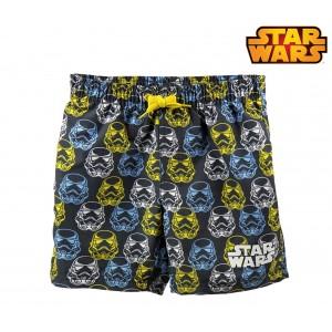 Costume a bermuda da bambino STAR WAR storm trooper 2200001900 6-8-10-12 anni