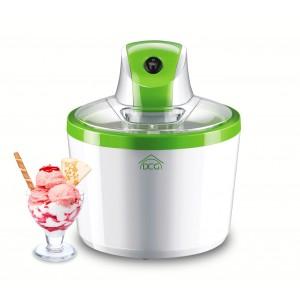Gelatiera per gelato fatto in casa DCG IC4988 professionale capacità 1200ml